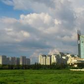 高級住宅街に急成長の7区