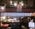 日本風の内装です。個室風座席が多くゆっくりと過ごせます。