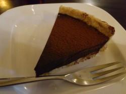ケーキも濃厚でとっても美味しいです。