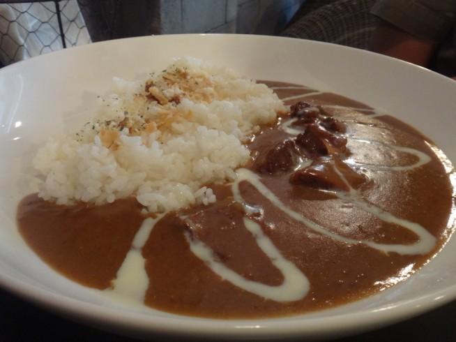 ホーチミン市では数少ない日本のカレーが食べられるお店です。