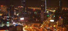 ベトナム最大都市ホーチミン市にそびえたつルーフトップバー一覧