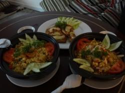 Aisha料理