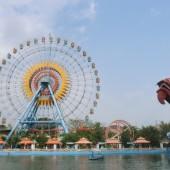 ベトナム最大級のテーマパーク、スイティエン(Suoi Tien)公園に行ってきました。(前編)