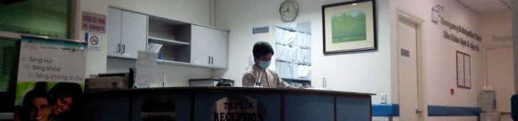 コロンビアアジア・ザーディン病院(Columbia Asia Gia Dinh Hospital)