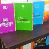 [2013/4/5]ベトナムの書店で見つけた日本の文学