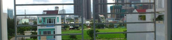 [2013/4/3]ホーチミン市郊外の新興住宅街