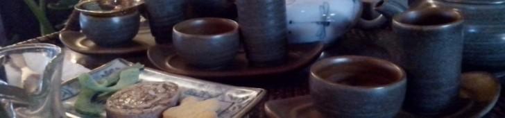 ホイアンでベトナムのお茶を楽しんできました