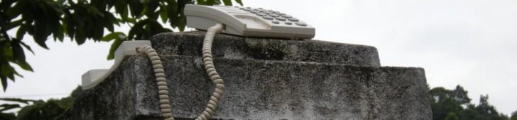 [2013/4/27]謎の固定電話