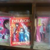 [2013/5/18]謎のDVDアニメ「EVELEVON」