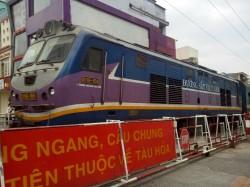 ベトナム南北統一鉄道