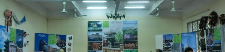 ダナンの「国際文化・食品フェスティバル」に行ってきました