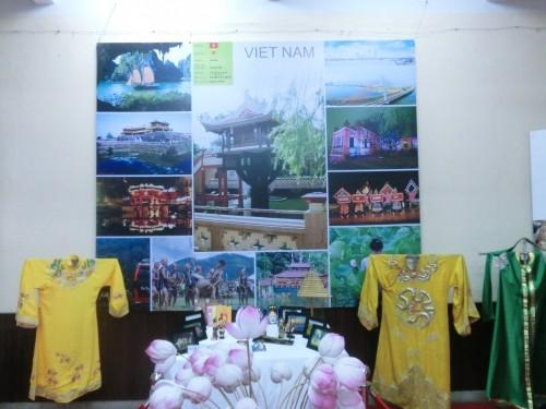 ベトナムの展示