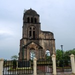 ドンホイの教会跡