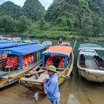 フォンニャ洞窟ボート