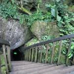 天国洞窟入口
