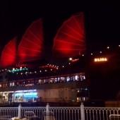 [2013/5/11]サイゴン川に現れた帆船ERISA