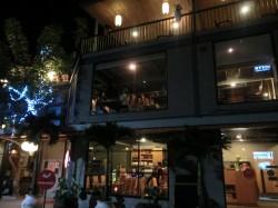 Zest BISTRO&CAFE外観