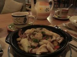 Zest BISTRO&CAFEのパエリア