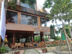 The Cafe外観