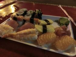 スシシンの寿司
