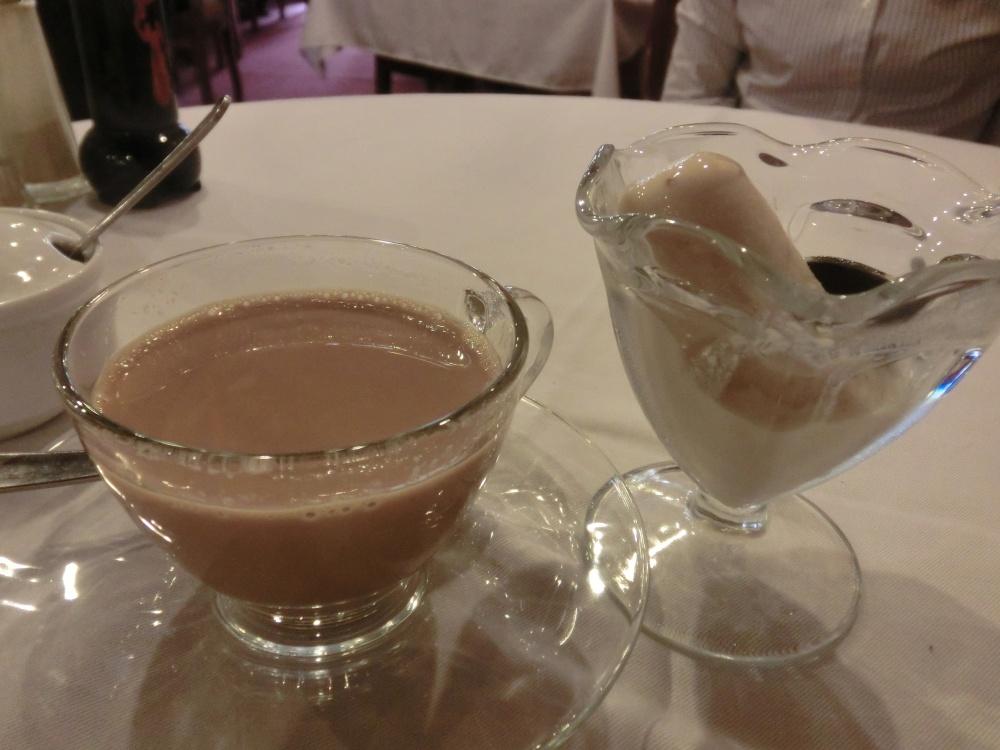 インド風アイスとマサラティー