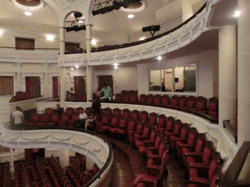 市民劇場2階席