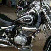 [2013/7/12]ヴァマハ(VAMAHA)のバイク