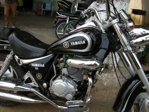 ヴァマハ(VAMAHA)のバイク