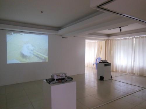 現代アートの展覧会「Winter Garden」展へ行ってきました