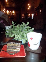 id cafeのケーキ