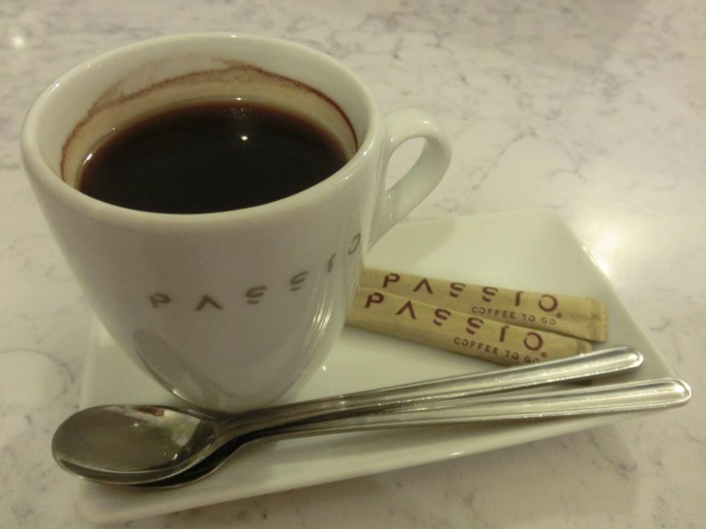 アメリカンコーヒーです。