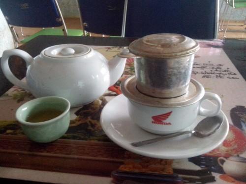 コーヒーとお茶