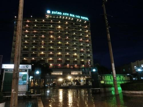 HAGLホテル