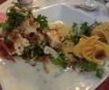 ヘルシーで美味しいベトナムサラダです。