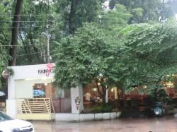 Rainy Cafe外観