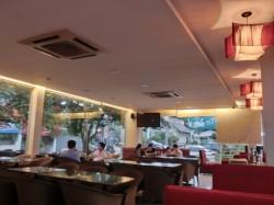 Rainy Cafe店内