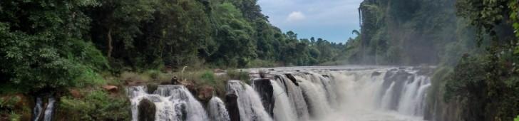 ベトナム・ラオスバイクの旅:第8話~南ラオスの滝めぐり~