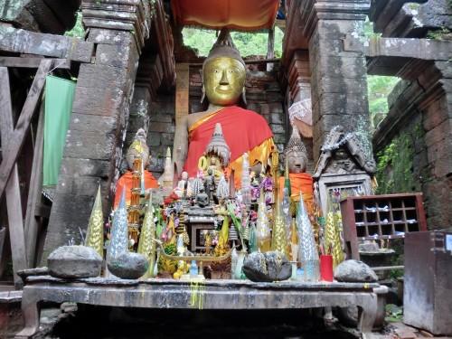 本殿の仏像