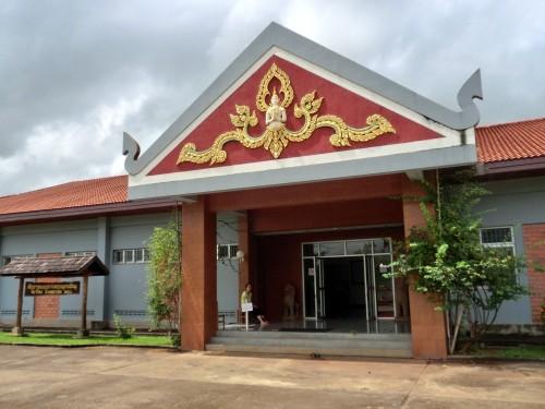 遺跡展示ホール