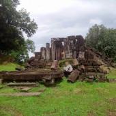 ベトナム・ラオスバイクの旅:第10話~チャムパーサックの遺跡群を巡る~