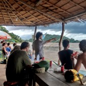 ベトナム・ラオスバイクの旅:第11話~メコン川に浮かぶシーパンドーン~