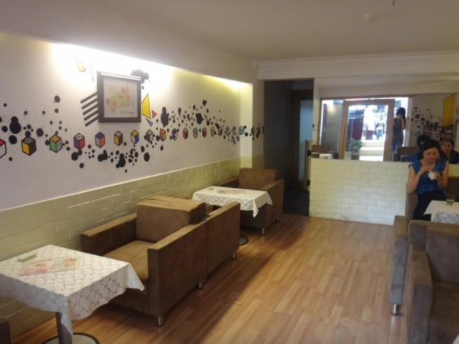 CONAカフェの店内です。