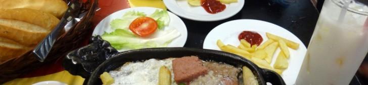 ホアクアソンビーフステーキ(Beefsteak Hoa Qua Son)