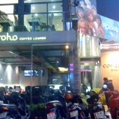 ソーホーカフェ(Soho Cafe Nguyễn Thị MInh Khai)