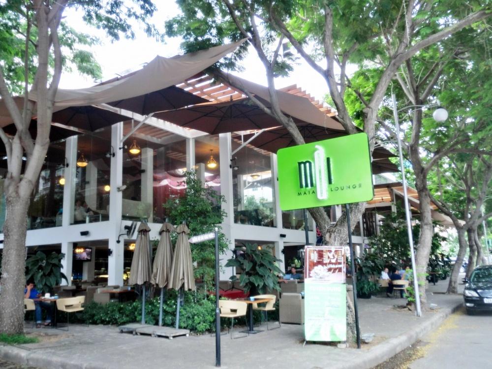 マイアラウンジ&カフェ(MAIA Lounge & Cafe)