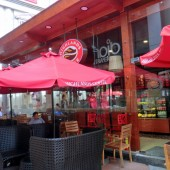 ハイランドコーヒー ダイヤモンドプラザ店(Highland Coffee Diamond Plaza)