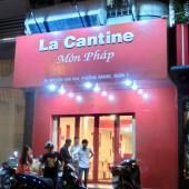 ラ・カンティーヌ(La Cantine Món Pháp)