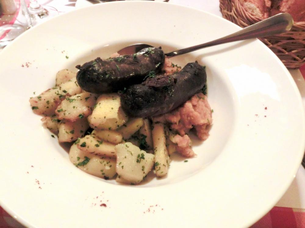 レ・ブション・デ・サイゴンのメイン料理