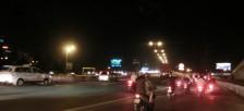 [2013/10/23]サイゴン橋の拡張工事が完了しました