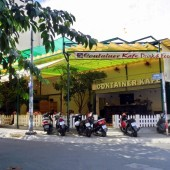 コンテナカフェ(Container Kafe)